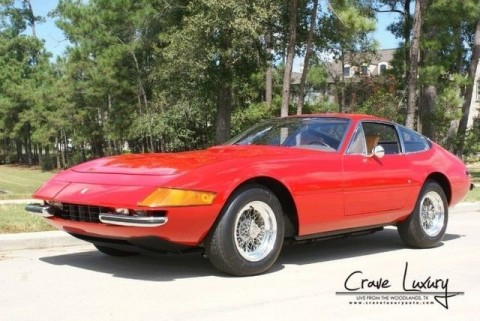 1972 Ferrari 365 GTB/4 Daytona for sale