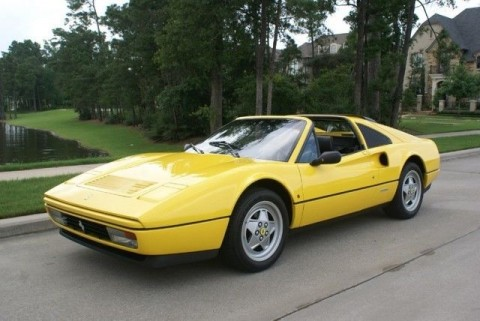 1989 Ferrari 328 for sale