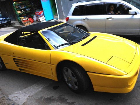 1994 Ferrari 348 Spider volcabrio for sale
