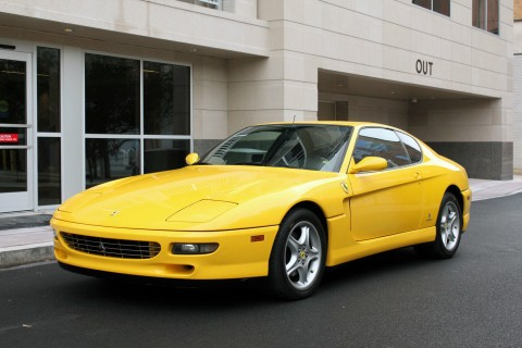 1995 Ferrari 456 for sale