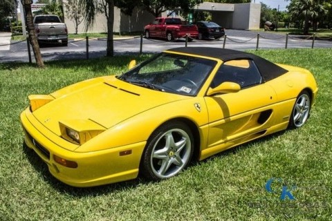 1999 Ferrari 355 F1 Spider Challenger Grill Fully SERVICED for sale