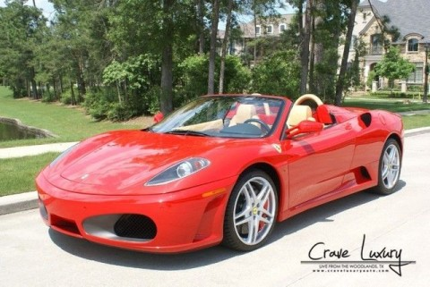 2007 Ferrari 430 Spider 6 speed for sale
