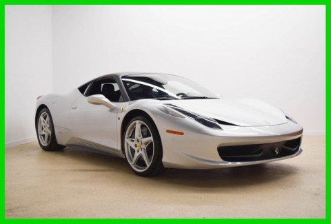 2011 Ferrari 458 Coupe for sale