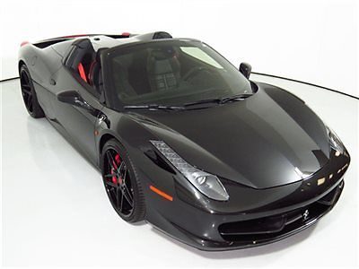 2015 Ferrari 458 2dr Convertible for sale