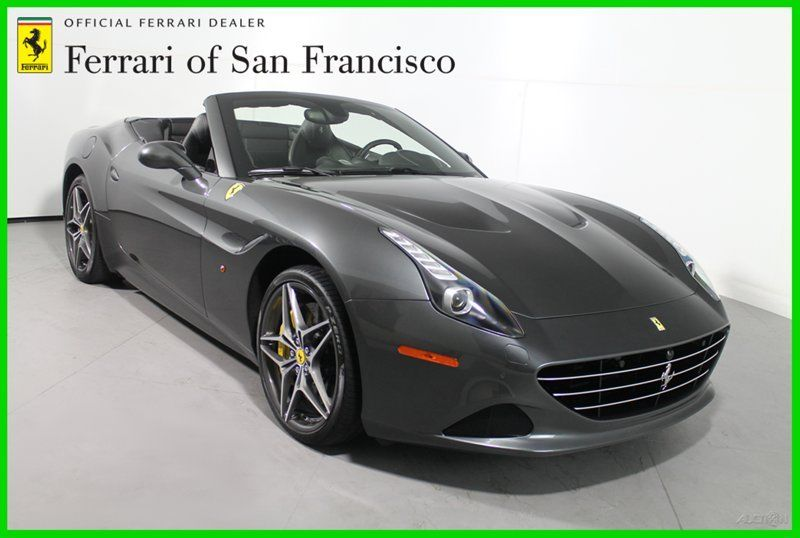 2015 Ferrari California T Certified