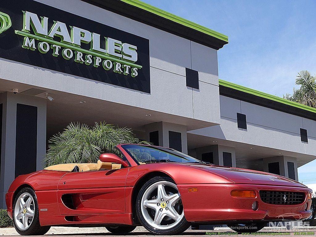 1999 Ferrari 355 Spider F1 For Sale