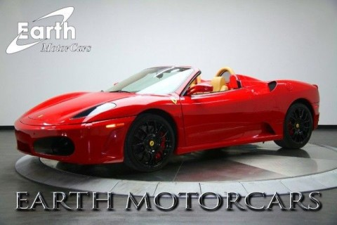 2008 Ferrari 430 Spider for sale
