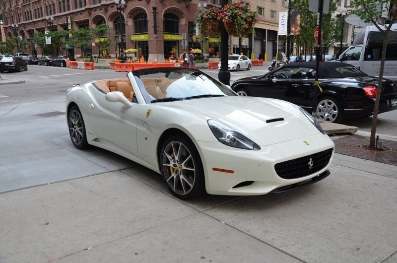 2012 Ferrari California Beautiful 2012 Ferrari California