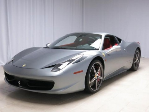 2014 Ferrari 2dr Cpe for sale