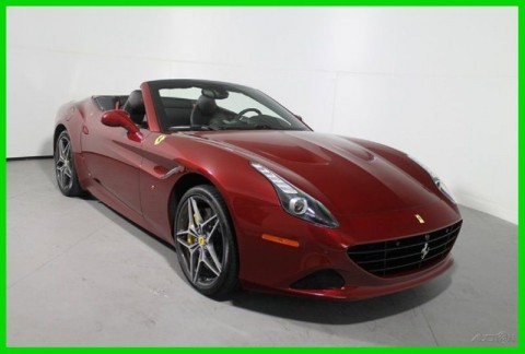 2015 Ferrari California T Certified for sale