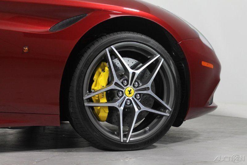 2015 Ferrari California T Certified
