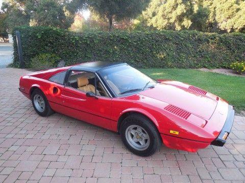 1980 Ferrari 308 GTSi for sale