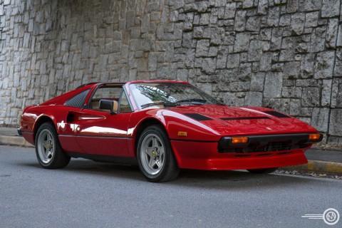 1985 Ferrari 308 GTS QV for sale