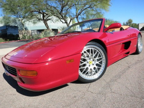 1997 Ferrari 355 Spider 6spd for sale