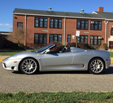 2001 Ferrari 360 Modena SPIDER for sale