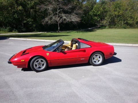 1983 Ferrari 308 GTSi for sale