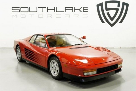 1986 Ferrari Testarossa Flying Mirror for sale