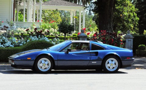 1989 Ferrari 328 GTS Platinum Concours Winner for sale