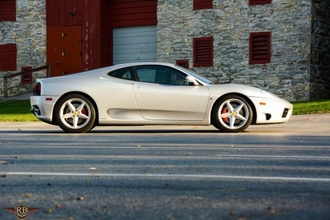 2001 Ferrari 360 Modena F1 Coupe for sale