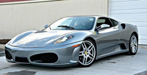 2005 Ferrari 430 Berlinetta for sale