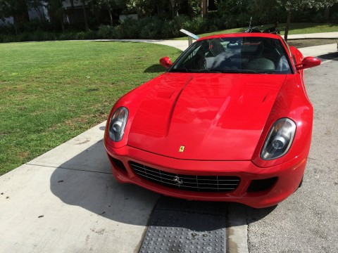2007 Ferrari 599 GTB for sale