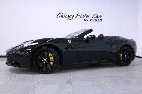 2010 Ferrari California 2dr Convertible for sale