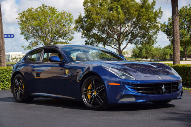 Ferrari For Sale In Florida >> 2015 Ferrari FF 2dr Hatchback for sale