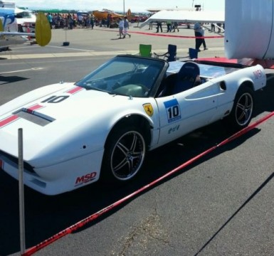 1980 Ferrari 308 GTS Street Legal race car for sale