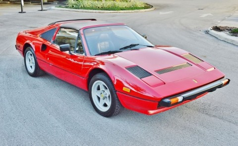 1985 Ferrari 308 THE LAST YEAR FOR 308 Magnum PI for sale