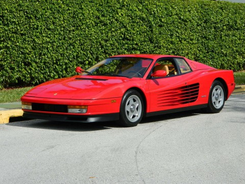 1987 Ferrari Testarossa Monodado for sale