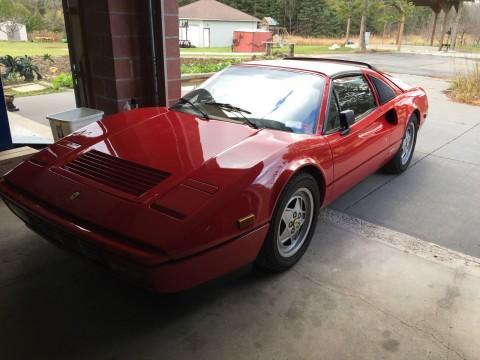 1988 Ferrari 328 GTS Quattrovalvole for sale