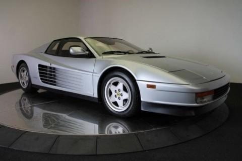 1991 Ferrari Testarossa for sale