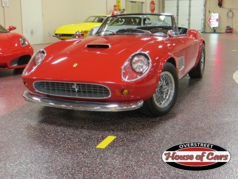1961 Ferrari California for sale