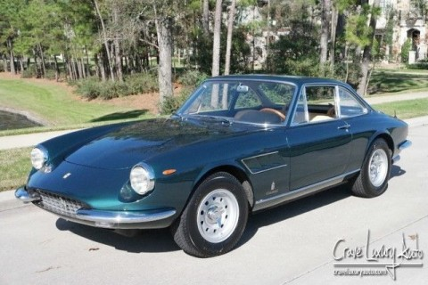 1967 Ferrari 330gtc for sale