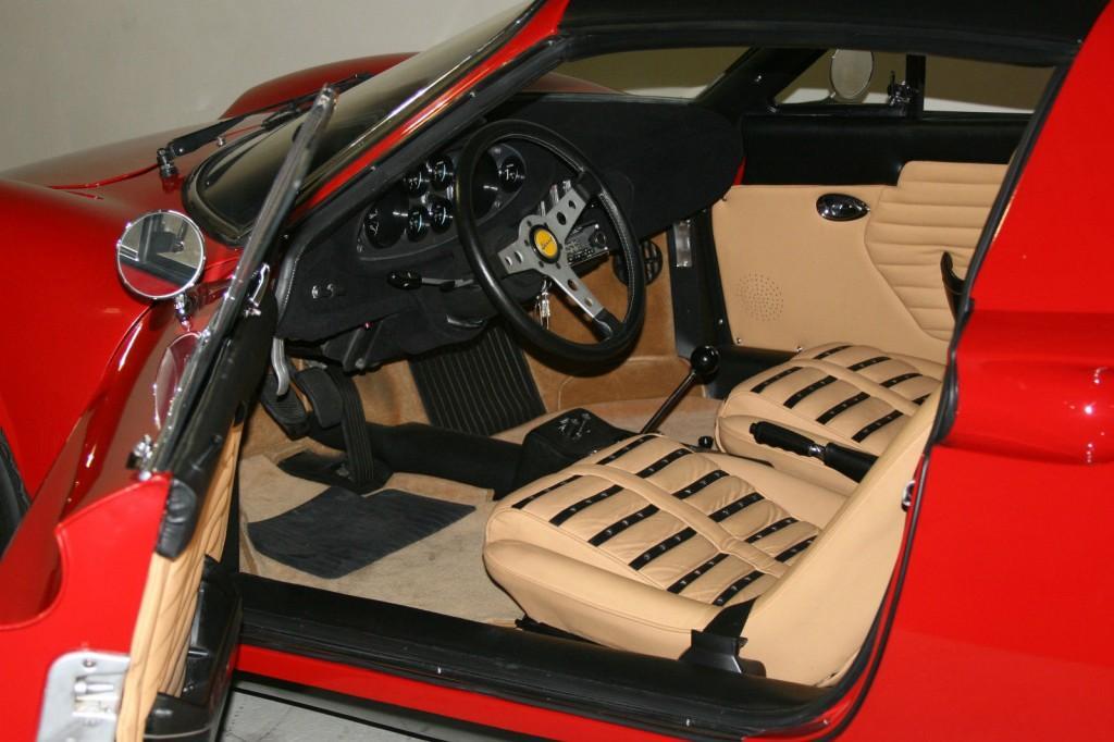 1972 Ferrari 246 GTS