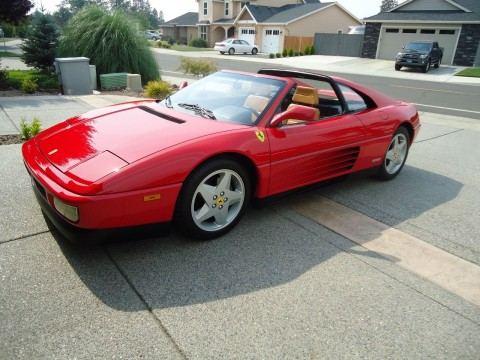 1990 Ferrari 348 TS for sale