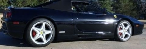 1999 Ferrari 355 Fiorano Limited Edition for sale