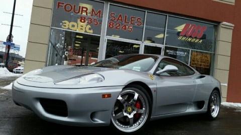 2000 Ferrari 360 Coupe for sale