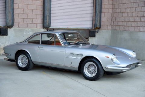 1967 Ferrari 330 GTC Matching Numbers for sale