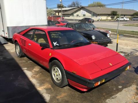 1982 Ferrari Mondial Coupe for sale