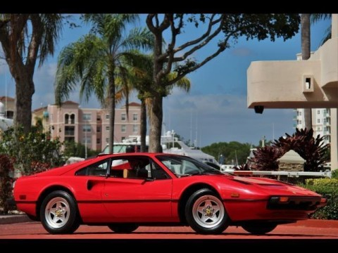 1983 Ferrari 308 GTB Quattrovalvole for sale