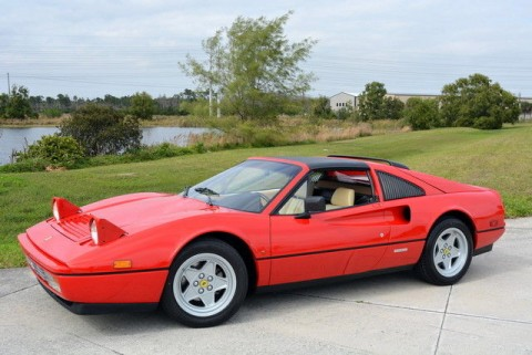 1986 Ferrari 328 GTS for sale