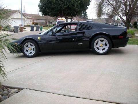 1988 Ferrari 328 Gts black on black for sale