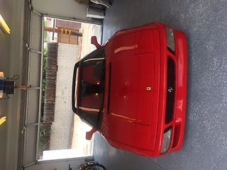 1990 Ferrari 348ts with low miles