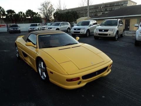1995 Ferrari F355 Spider Yellow for sale