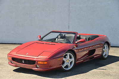 1997 Ferrari F355 Spider for sale