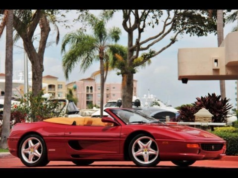 1998 Ferrari 355 Spider 6 Speed Manual Transmission for sale