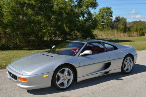 1999 Ferrari 355 GTS for sale