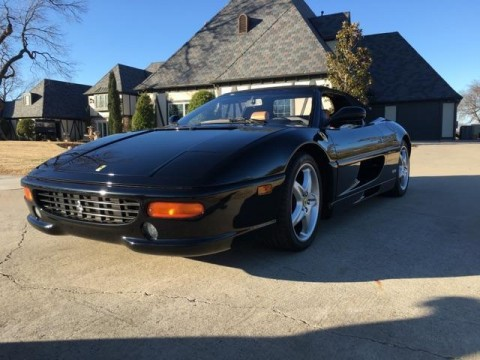 1999 Ferrari 355 Spider Fiorano Limited Edition for sale