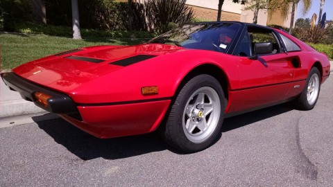 1983 Ferrari 308 GTSI Quattrovalvole for sale
